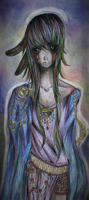 Clover by MochiChomp