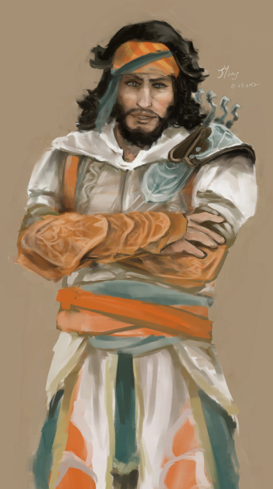 Yusuf by jying072
