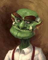 Old Troll Geeser by RipZythm
