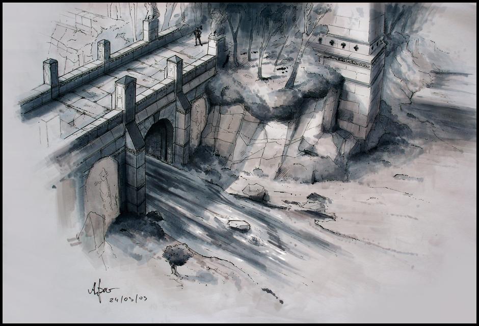 Sketch 001 by memod