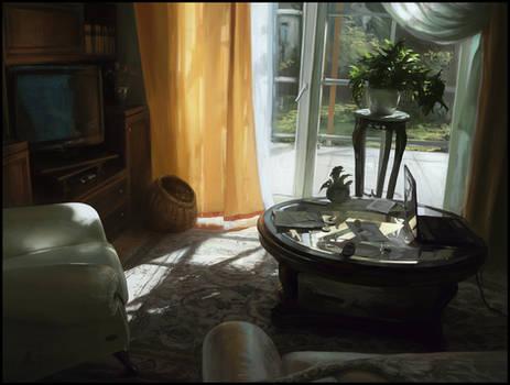 Study: Living Room