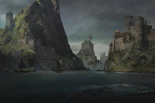 Game of Thrones - Unseen Westeros - Shield Islands