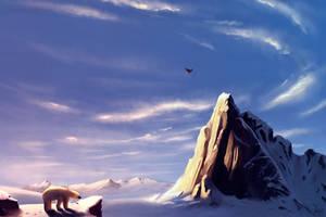 Lonesome Wanderer by memod