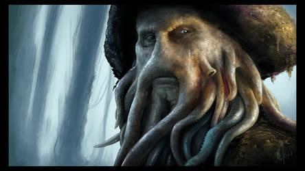 Davy Jones, ARRRRRRRR