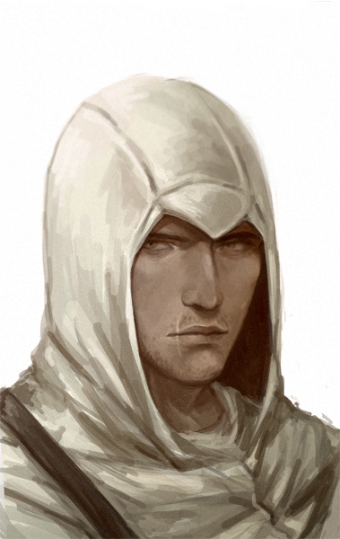 Altair by poorbird