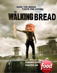 THE WALKING BREAD by PainisCupcaek