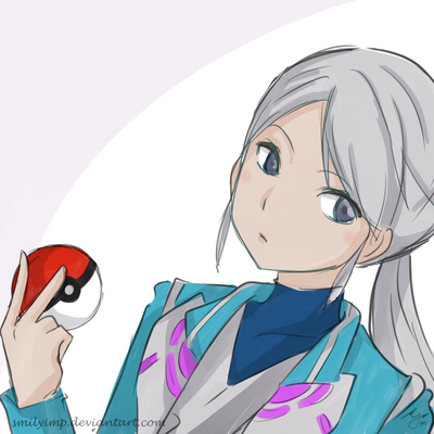 blanche by smilyimp