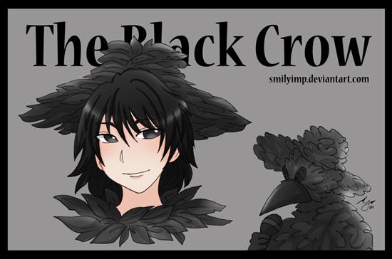 Singers Blackcrow By Smilyimp by smilyimp
