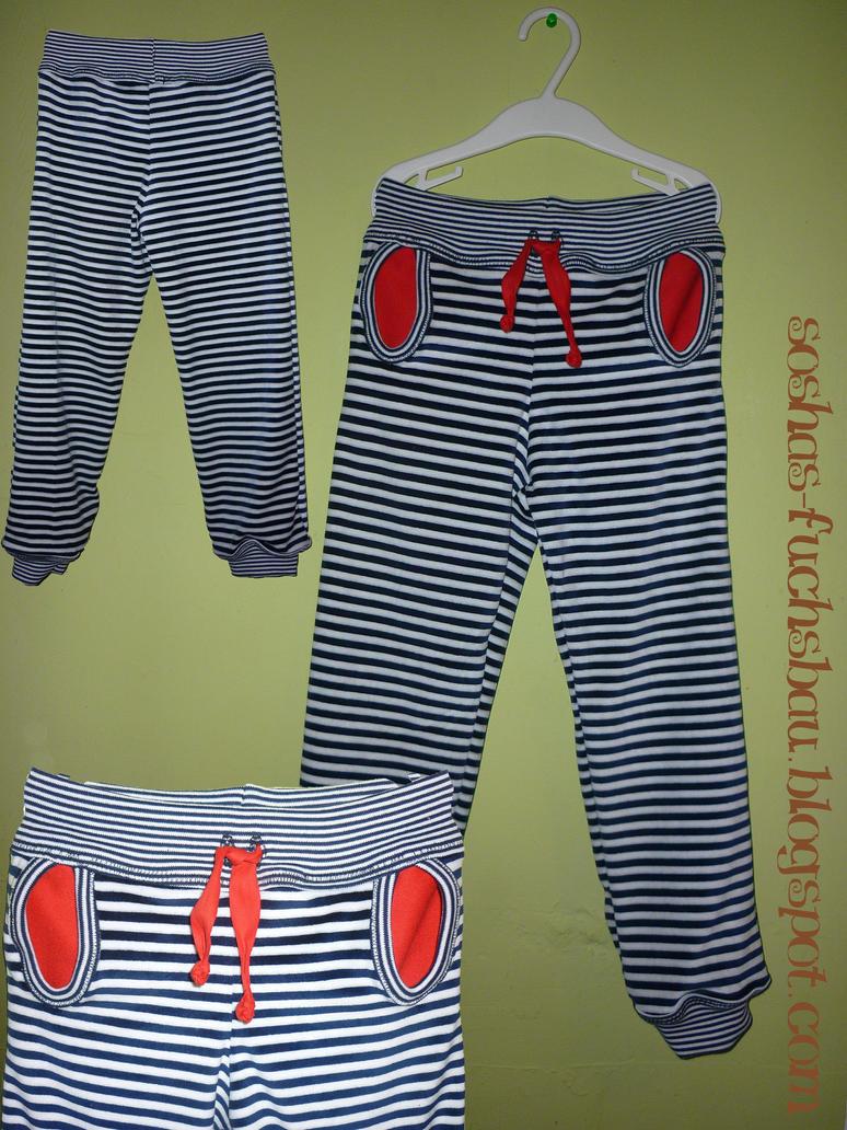 stripy pants by sosha89
