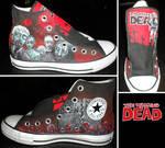 Walking Dead Converse- Part 1