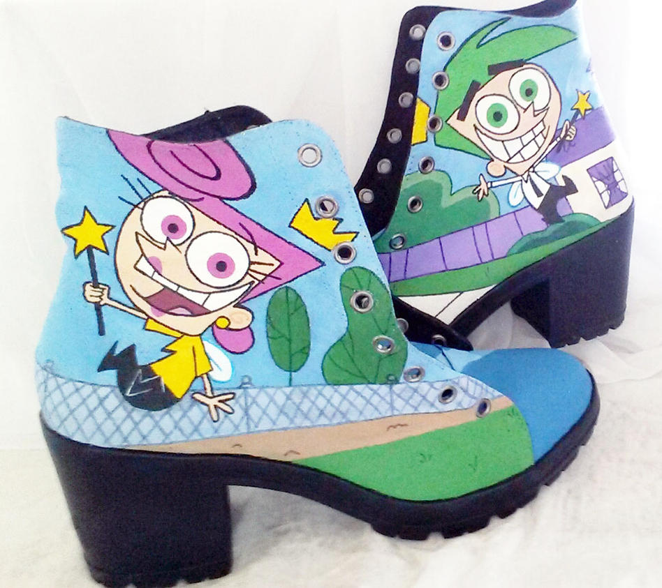 Fairly Oddparents by GamerGirl84244