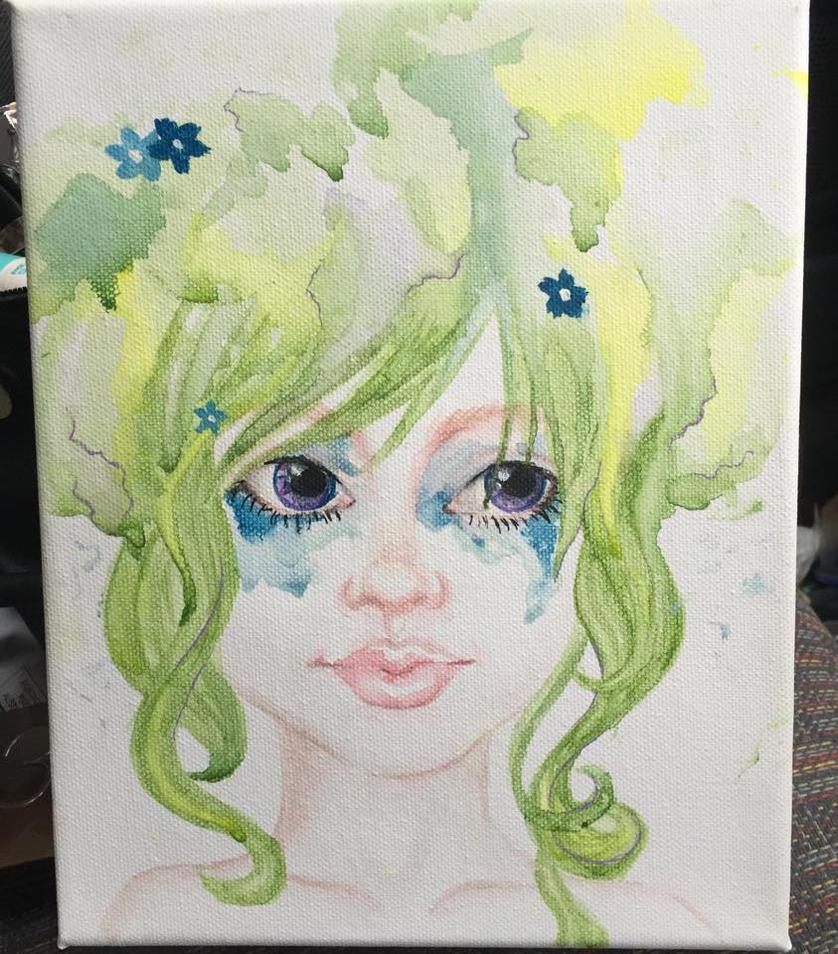 Green by GamerGirl84244