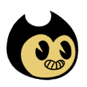 Bendy Headface Color Ver by 123abcdrawwithme