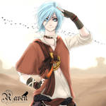 Raven the jolly assassin