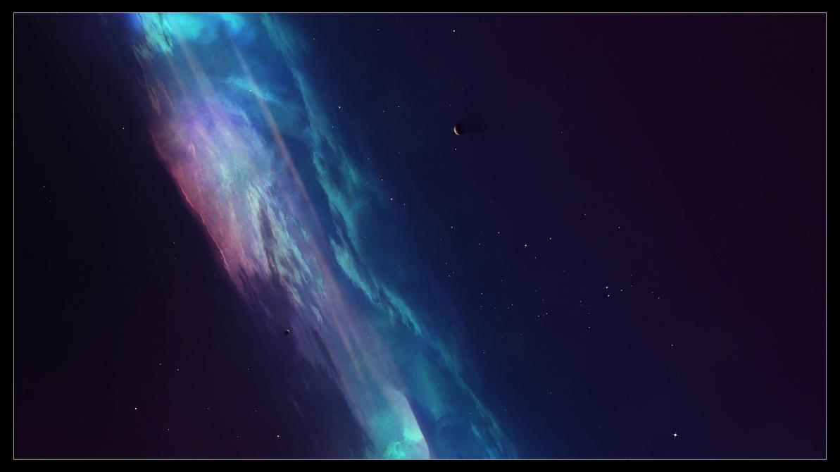 Poseidon by ZeroV25