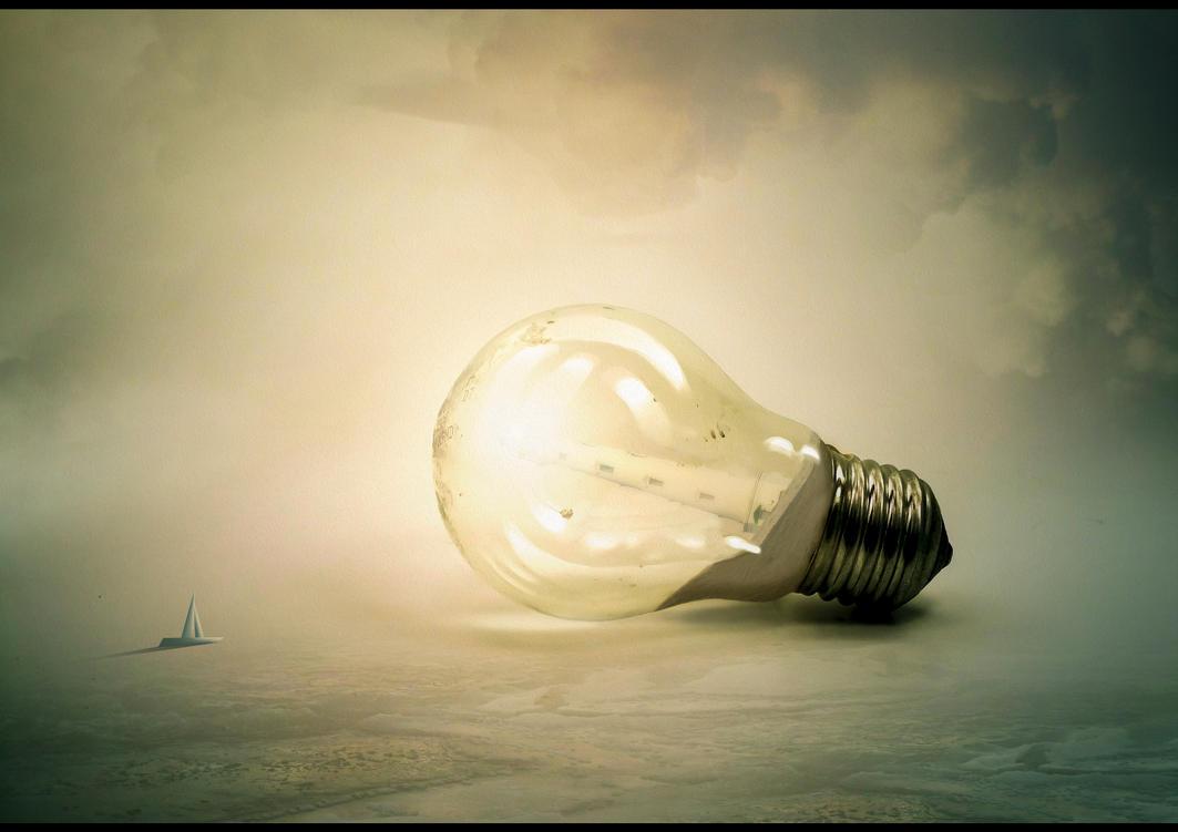 Lighthouse Bulb by ZeroV25