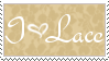 Lace stamp by Mel-Rosey