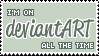 DeviantART stamp by Mel-Rosey