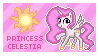 Celestia stamp by Mel-Rosey