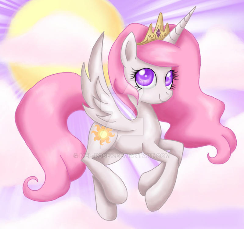 Little Sun Princess by Mel-Rosey