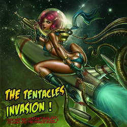 The Tentacles Invasion ! by macarious
