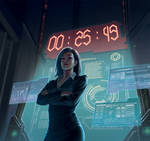 Netrunner : The Hours Tick By