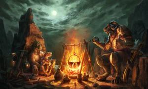Campfire Dnd