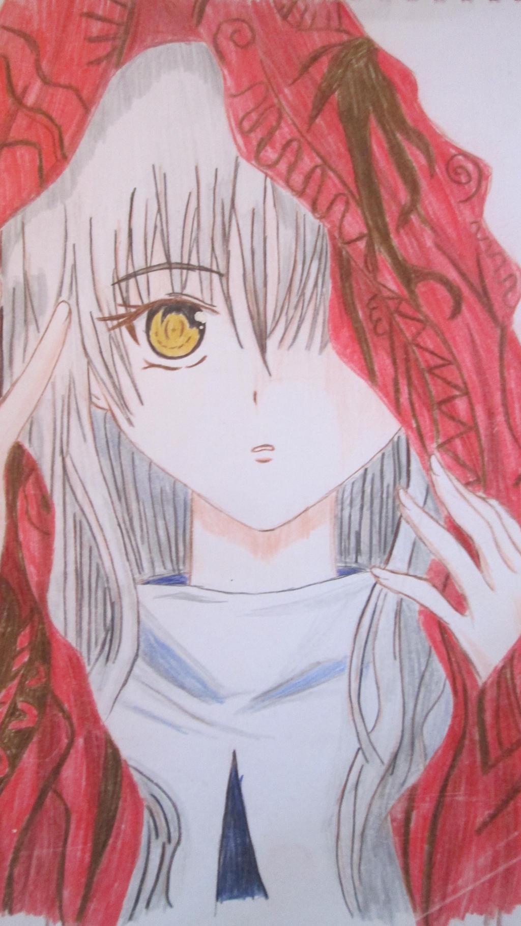 anime vampire girl by mayenlobrigas on deviantart