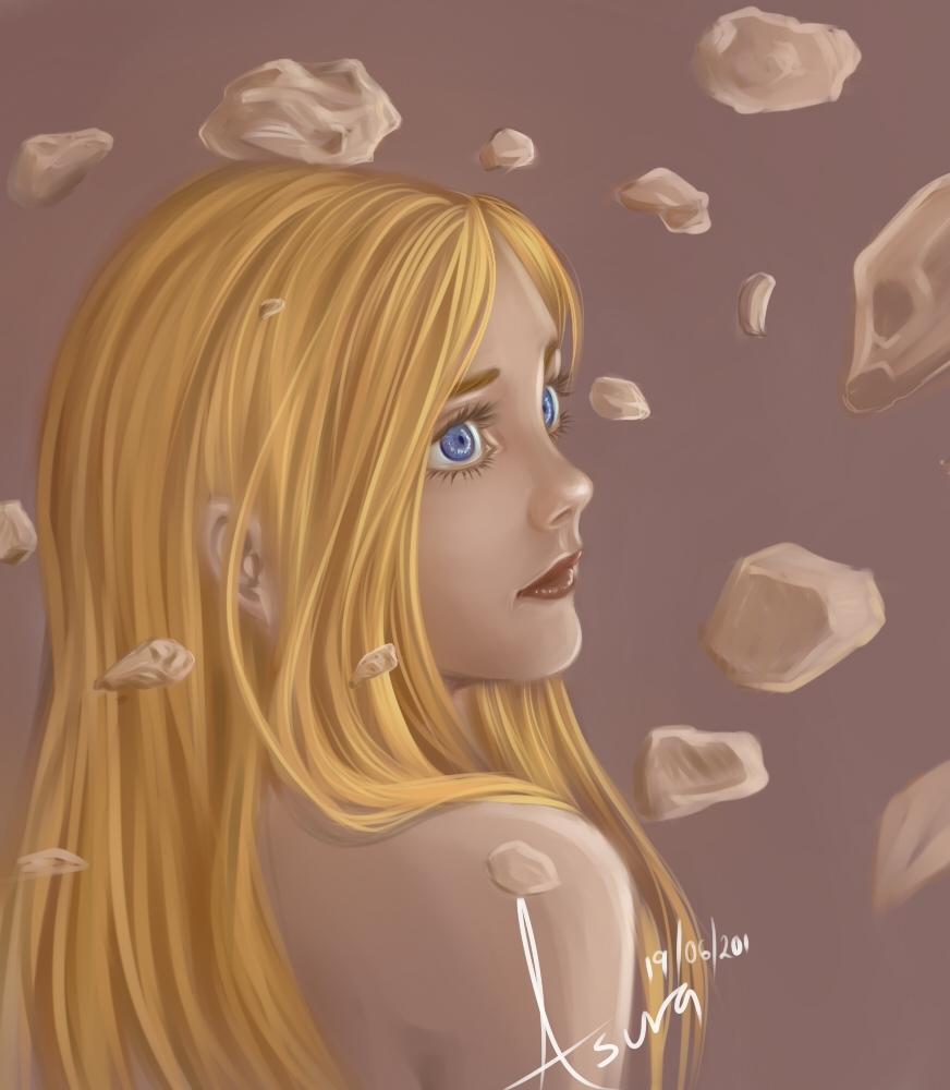 Teen Art Photos Fan 94