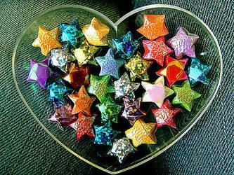 +:Paper:Stars:Heart:+