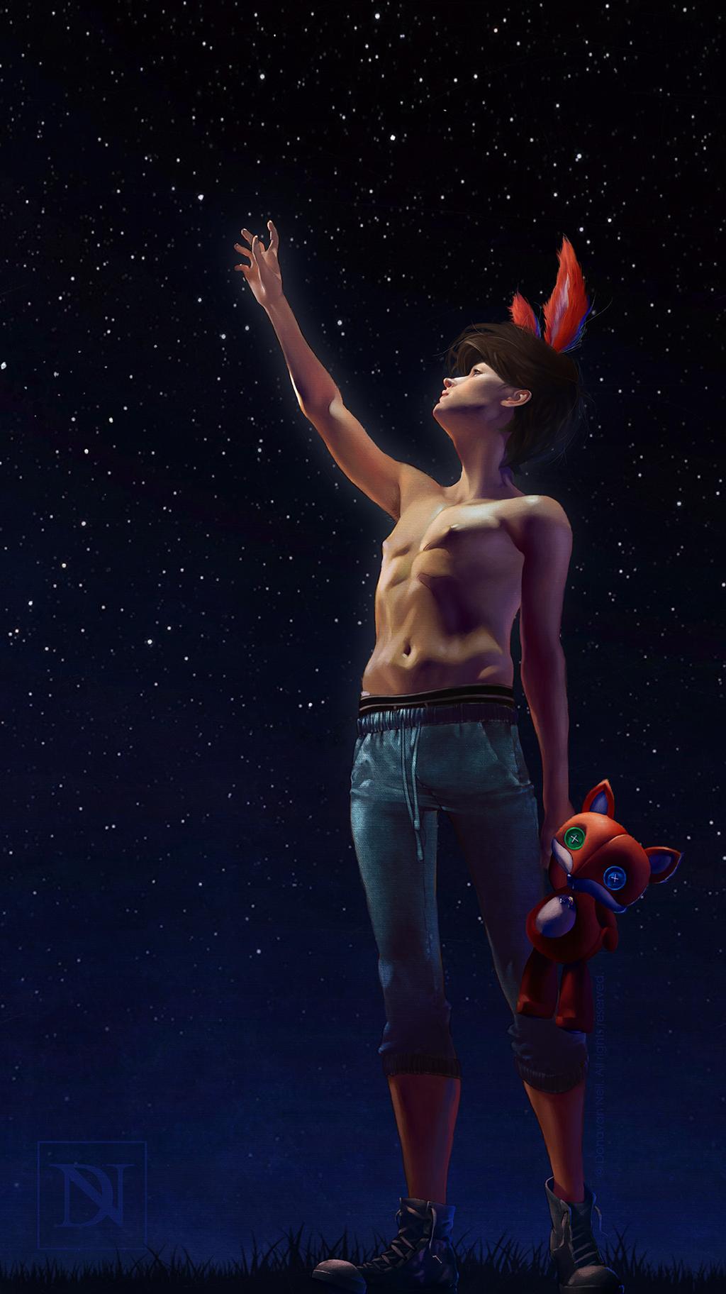 Stargazer by donavanneil