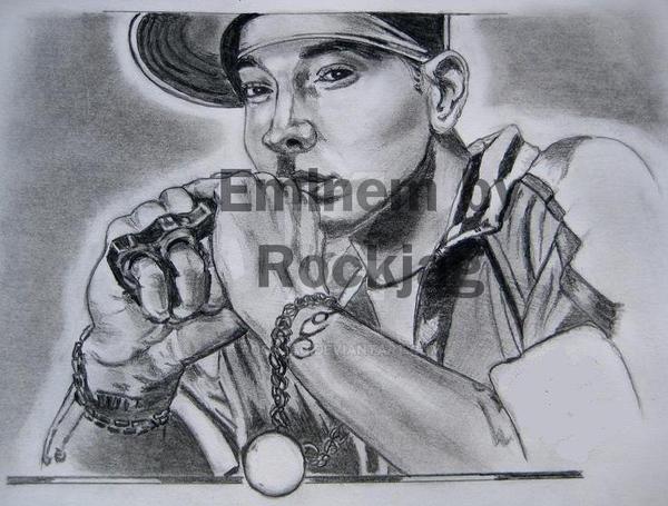 Eminem by Rockjag