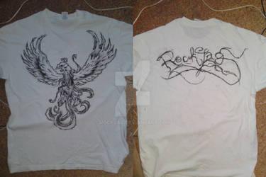 Handmade Customized T Shirt