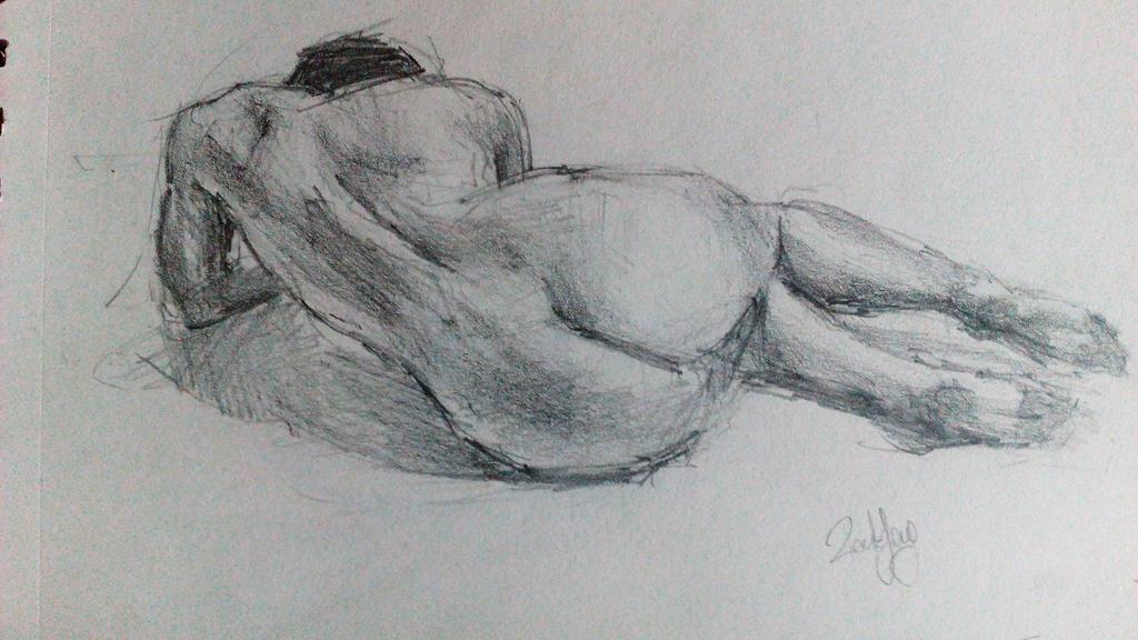 Figure Study by Rockjag