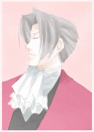 Edgeworth by stardroidjean