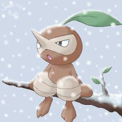 Snowfall by stardroidjean