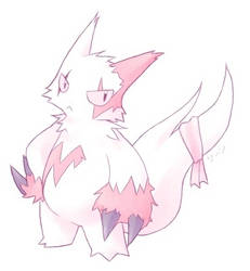 Ketsurui the Zangoose
