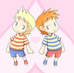 Mother 3: Lucas + Claus