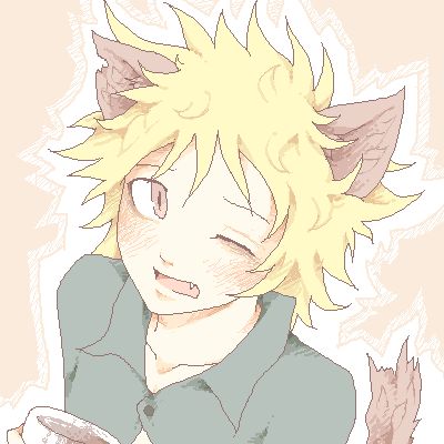 Tweek kitty by stardroidjean