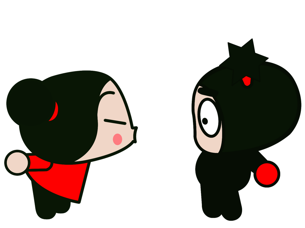 Pucca and Garu II by Kogun on DeviantArt