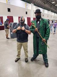 Riddler(me) and Bane