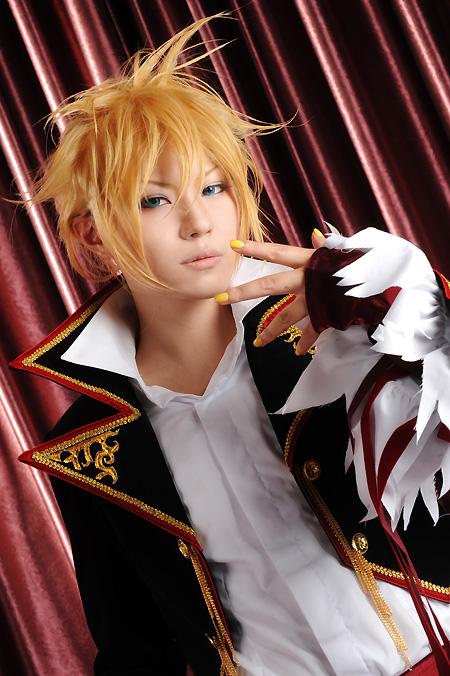 Vocaloid - Len by omiyalotus