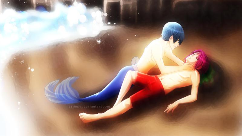 RinHaru: A Mermaid Tale by Zakuuya