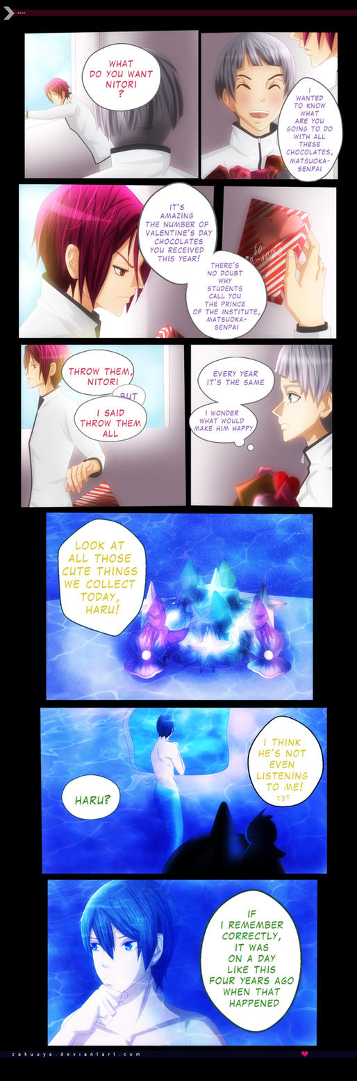 RinHaru: A Mermaid Tale 4 and 5 by Zakuuya