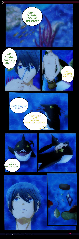 RinHaru: A Mermaid Tale 7 by Zakuuya