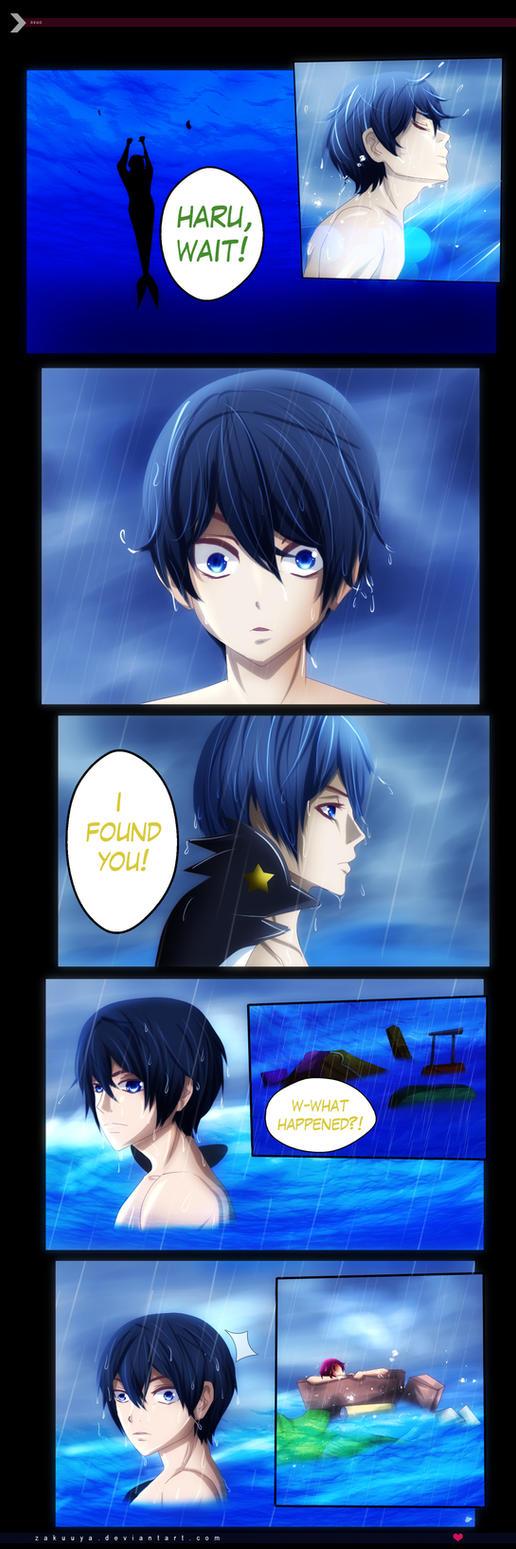RinHaru: A Mermaid Tale 8 by Zakuuya