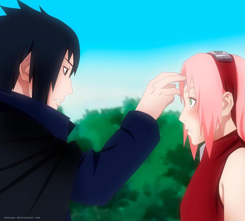Sasuke Wakes Up By Uendy On Deviantart: Wait For Me By Zakuuya On DeviantArt