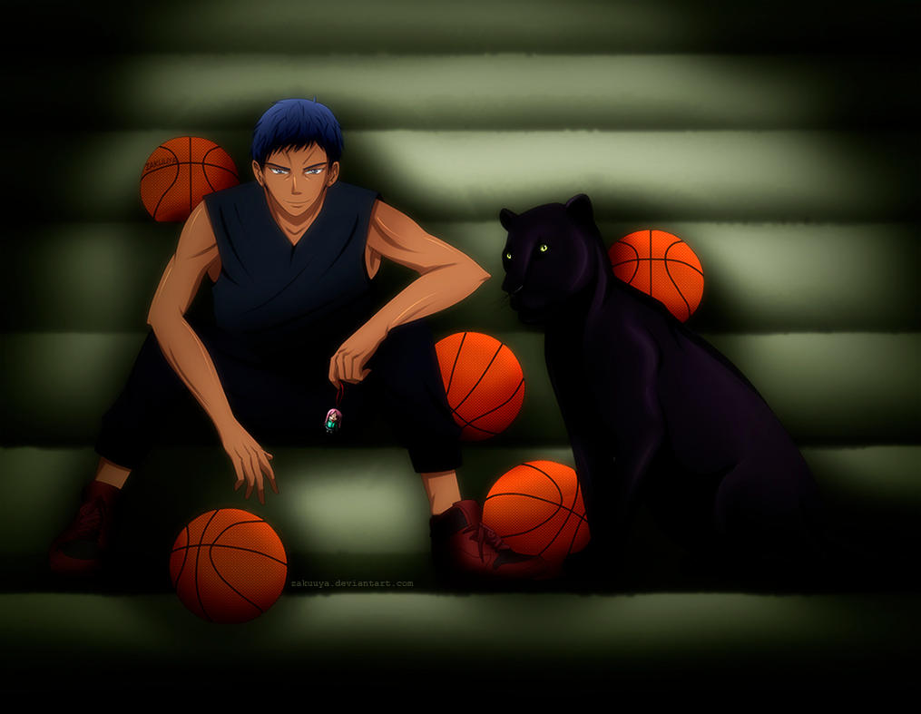 aomine daiki by zakuuya on deviantart