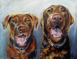 Nala And Witten Realism portrait