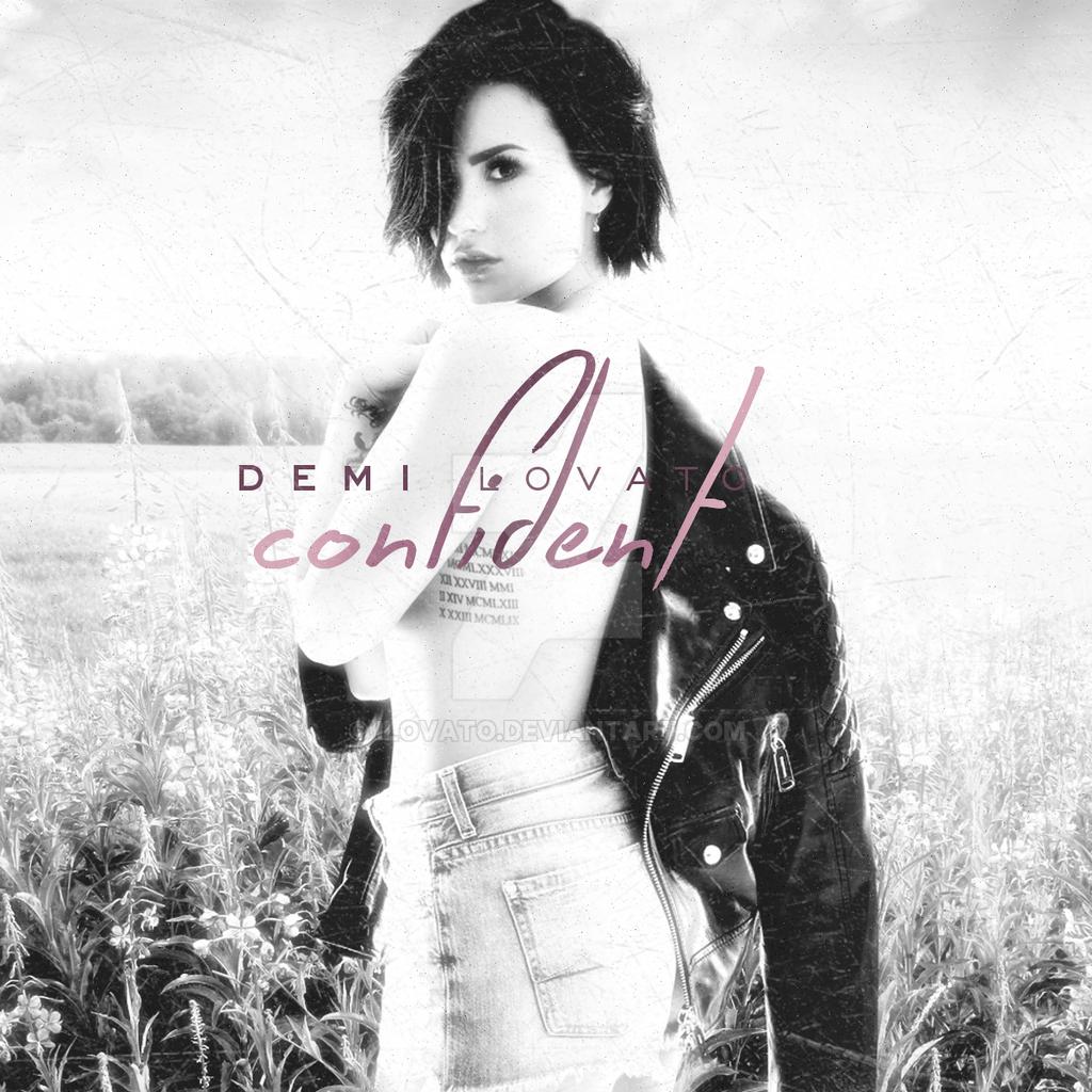 Demi Lovato Wallpaper: Confident By ILovato On DeviantArt